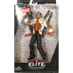 WWE Elite The Rock(ザ・ロック) WWE Best of Attitude Era Exclusive|bdrop