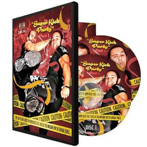 ROH ヤング・バックス SUPERKICK PARTY PART 1 DVD|bdrop