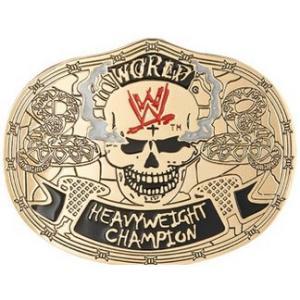 WWE Steve Austin (スティーブ・オースチン) ベルトバックル|bdrop
