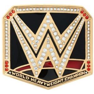 WWE 世界ヘビー級王座2014 ベルトバックル bdrop