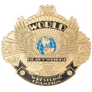 WWE Winged Eagle ベルトバックル bdrop