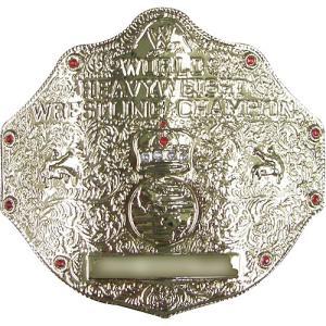 WWE World Heavy ベルトバックル bdrop