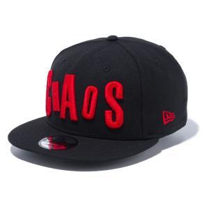 新日本プロレス NJPW NEW ERA(R) × CHAOS 9FIFTY(TM) キャップ 帽子|bdrop