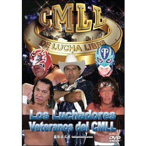 CMLLオフィシャルDVD CMLLのベテラン選手達|bdrop