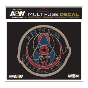 AEW Inner Circle(インナー・サークル) デカール|bdrop
