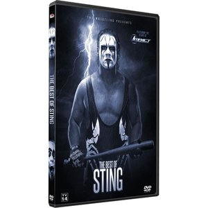 TNA Best Of Sting (スティング) DVD bdrop