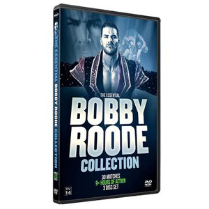 TNA The Essential Bobby Roode(ボビー・ルード) Collection DVD 3枚組|bdrop
