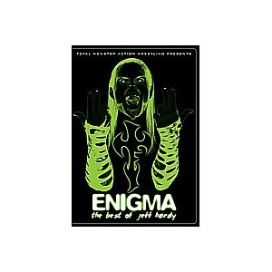 TNA ENIGMA the best of Jeff Hardy (ジェフ・ハーディ) DVD bdrop