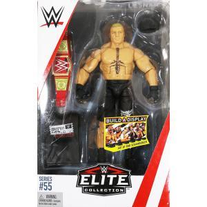 WWE Mattel Elite 55 Brock Lesnar(ブロック・レスナー)|bdrop