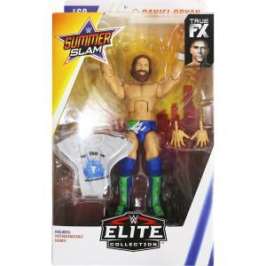 WWE ダニエル・ブライアンのフィギュアです。 サイズ:約 16.5 cm 輸入品の為、パッケージの...