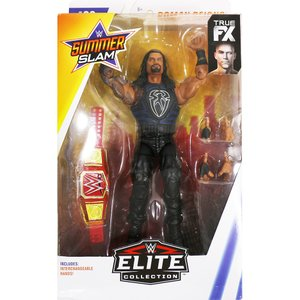 WWE ローマン・レインズのフィギュアです。 サイズ:約 18 cm 輸入品の為、パッケージの傷みや...
