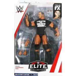 WWE Elite Series 69 The Rock(ザ・ロック) Exclusive|bdrop