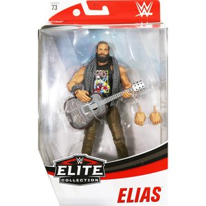 WWE Mattel Elite 73 Elias(イライアス)|bdrop