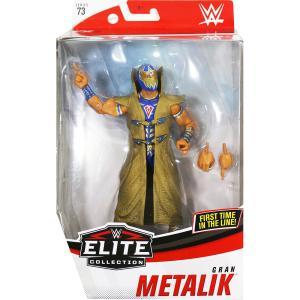 WWE Mattel Elite 73 Gran Metalik(グラン・メタリック)|bdrop