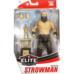 WWE Mattel Elite 76 Braun Strowman(ブラウン・ストローマン)|bdrop