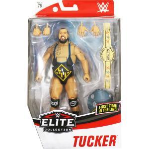 WWE Mattel Elite 76 Heavy Machinery:Tucker(ヘビー・マシーナリー:タッカー)|bdrop