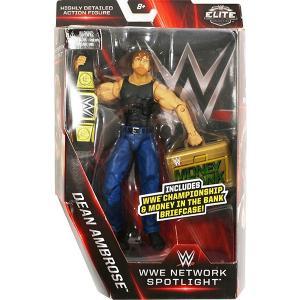 WWE Network Spotlight Dean Ambrose (ディーン・アンブローズ)|bdrop