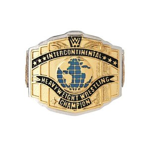 WWE Current Intercontinental Replica 指輪|bdrop