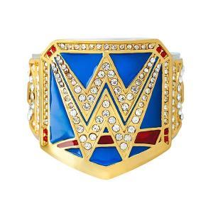 WWE SmackDown Womens Championship Replica 指輪 bdrop
