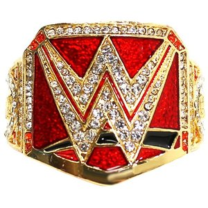WWE Universal Championship Replica 指輪|bdrop