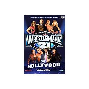 WWE レッスルマニア 21 DVD|bdrop