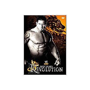 WWE ニュー・イヤーズ・レボリューション 2005 DVD|bdrop