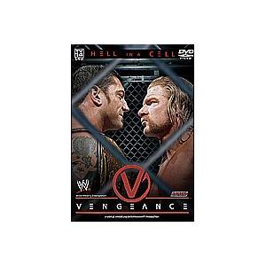 WWE ヴェンジェンス 2005 DVD|bdrop