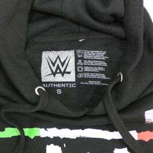XXLサイズ:WWE Eddie Guerrero(エディ・ゲレロ) LWO プルオーバー ブラックパーカー bdrop 04
