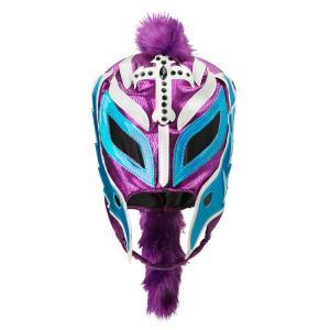 WWE Rey Mysterio(レイ・ミステリオ) Purple/Teal レプリカマスク|bdrop