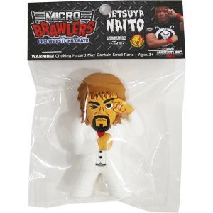 お1人様5個まで:新日本プロレス NJPW 内藤哲也(Suit Variant) Micro Brawlers ミニフィギュア bdrop