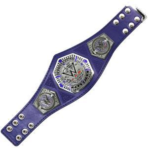 WWE クルーザー級 レプリカミニチャンピオンベルト bdrop