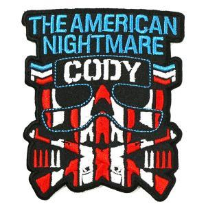 新日本プロレス NJPW Cody(コーディ) ワッペン|bdrop