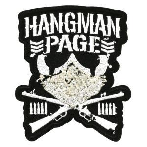 新日本プロレス NJPW ハングマン・ペイジ ワッペン|bdrop
