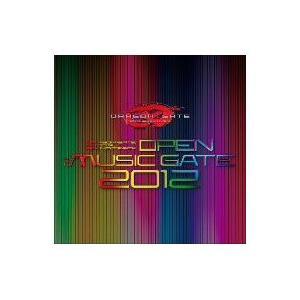 DRAGON GATE (ドラゴンゲート) オープン・ザ・ミュージックゲート2012 CD bdrop