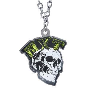 WWE NXT Logo Skull ペンダント|bdrop