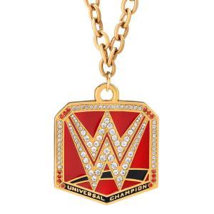 WWE ユニバーサル王座ベルト(Red) ペンダント|bdrop
