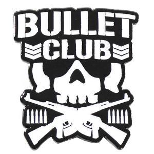 新日本プロレス NJPW Bullet Club(バレット・クラブ) ピンバッジ|bdrop