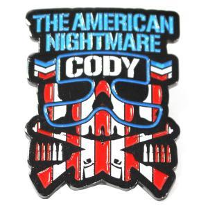 新日本プロレス NJPW Cody(コーディ) ピンバッジ|bdrop