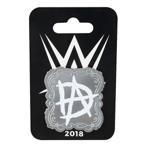 WWE Dean Ambrose(ディーン・アンブローズ) 2018 Logo ピンバッジ|bdrop