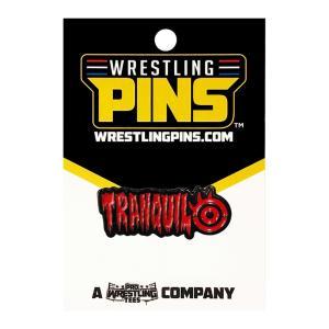 新日本プロレス NJPW 内藤哲也 ロス・インゴベルナブレス・デ・ハポン Tranquilo ピンバッジ|bdrop