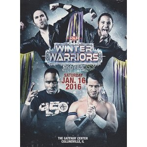 ROH WINTER WARRIORS TOUR - Collinsville IL 輸入DVD|bdrop