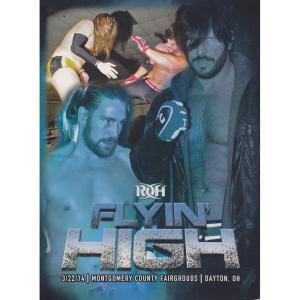ROH FLYIN HIGH Dayton Ohio 輸入DVD|bdrop
