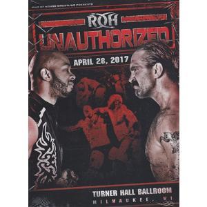 ROH ROH Unauthorized- Milwaukee WI  輸入DVD|bdrop