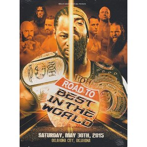 ROH Road to BITW 15 - Oklahoma City OK 輸入DVD|bdrop
