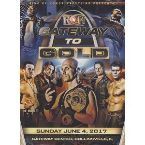 ROH Gateway to Gold-Collinsville IL  輸入DVD|bdrop