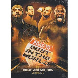ROH ROAD TO BITW 15 - Collinsville IL 輸入DVD|bdrop