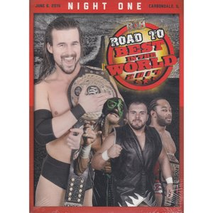 ROH Road to BITW Indianapolis In 輸入DVD|bdrop