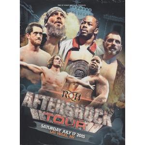 ROH AFTERSHOCK TOUR - Las Vegas NV 輸入DVD|bdrop