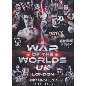 ROH War of the Worlds UK London  輸入DVD|bdrop