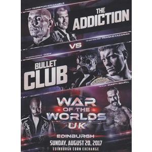 ROH War of the Worlds UK Edinburgh  輸入DVD|bdrop